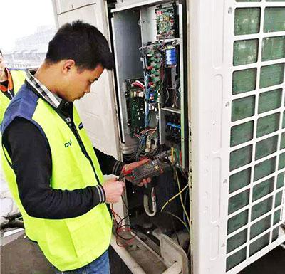選擇天津三星中央空調的優勢在哪里?